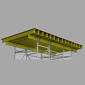 Slab Formwork Tables
